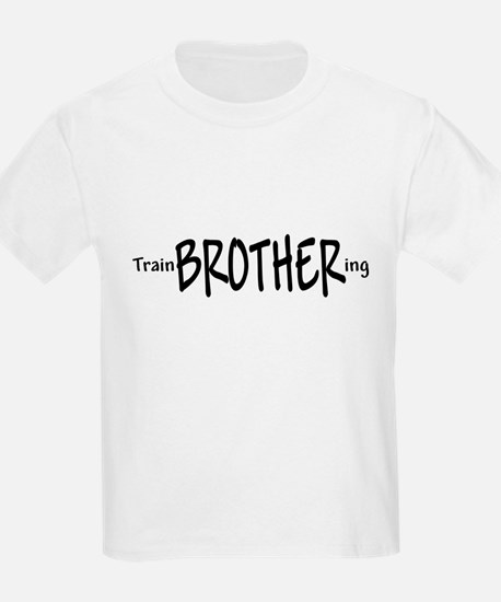 Word Puzzle (Big bro in training) Kids T-Shirt