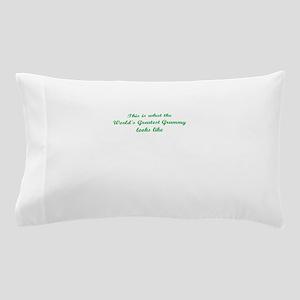 Grammy Pillow Case