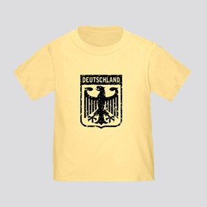 Deutschland Coat of Arms Toddler T-Shirt