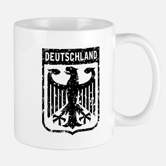 Deutschland Coat of Arms Mug