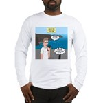 How to Find a Restaurant in Ir Long Sleeve T-Shirt