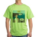 How to Find a Restaurant in Ireland Green T-Shirt