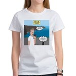 How to Find a Restaurant i Women's Classic T-Shirt
