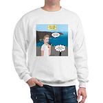 How to Find a Restaurant in Ireland Sweatshirt