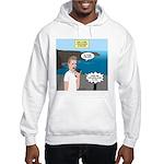 How to Find a Restaurant in Irel Hooded Sweatshirt
