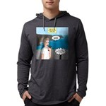 How to Find a Restaurant in Irel Mens Hooded Shirt