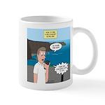 How to Find a Restaurant in Irel 11 oz Ceramic Mug