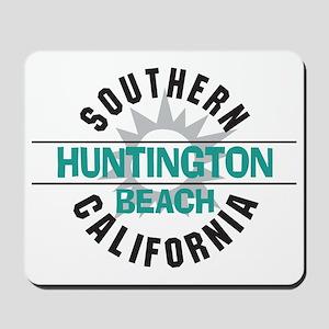 Huntington Beach California Mousepad