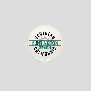 Huntington Beach California Mini Button