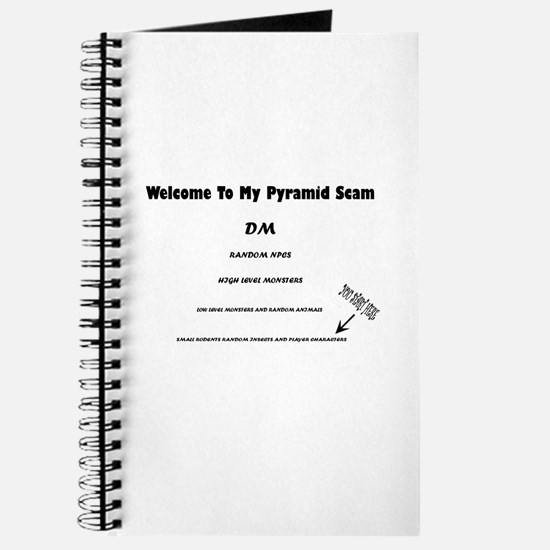 Pyramid Scam Journal