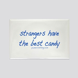 Strangers Candy Rectangle Magnet