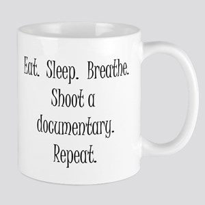 Eat. Documentary. Mug