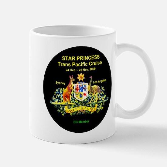 Star SYD-LA 2009 Mug