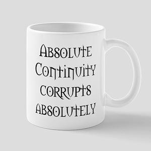 Absolute Continuity Mug