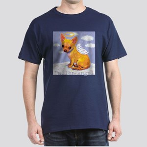 Fallen Angel - Chihuahua Dark T-Shirt