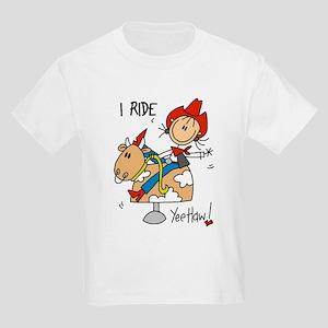I Ride Kids Light T-Shirt