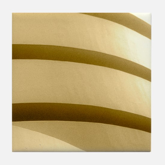 NYC Guggenheim Tile Coaster