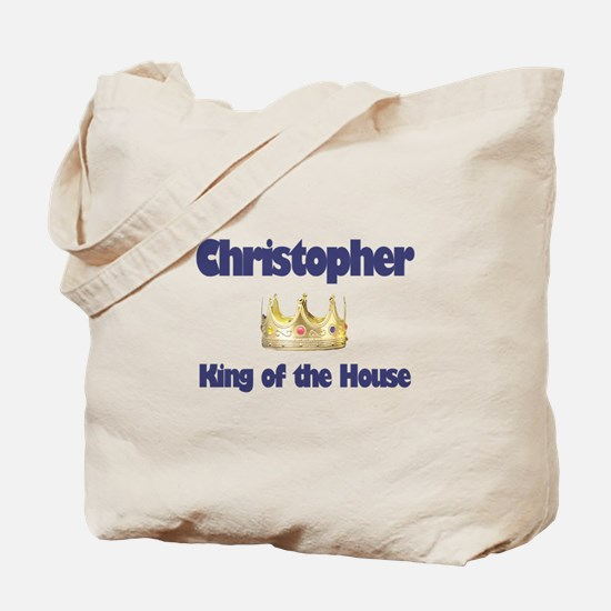 Christopher - King of the Hou Tote Bag