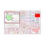 Yunnan Adoption Lifebook Scrapbook Cutouts
