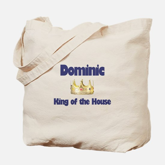 Dominic - King of the House Tote Bag