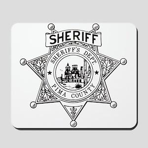 Pima County Sheriff Mousepad
