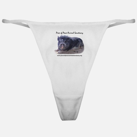 Piece of Peace Classic Thong