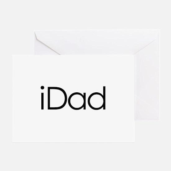 iDad Greeting Card