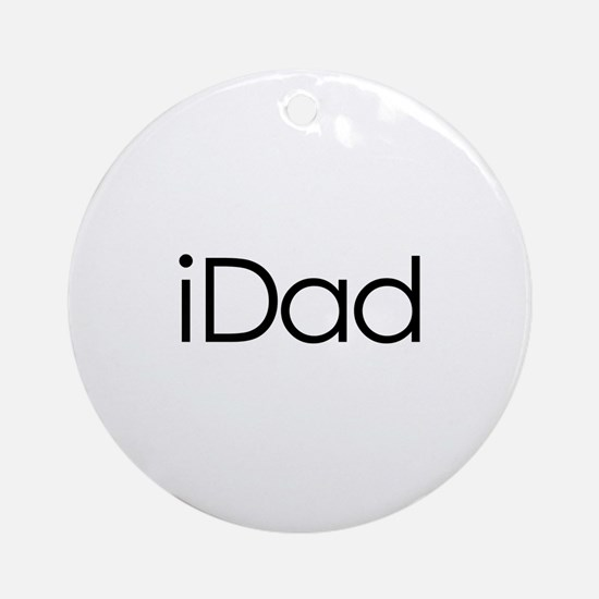 iDad Ornament (Round)