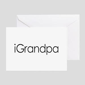 iGrandpa Greeting Card