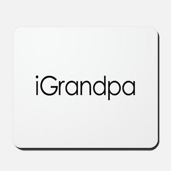 iGrandpa Mousepad