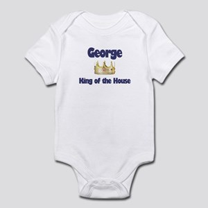 George - King of the House Infant Bodysuit