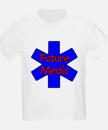 EMS Future Medic Kids T-Shirt