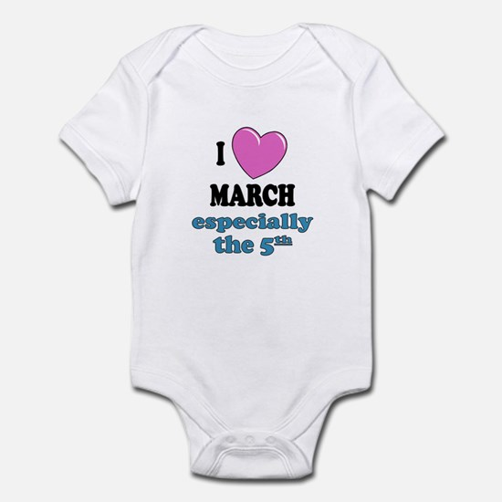PH 3/5 Infant Bodysuit