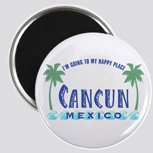 Cancun Happy Place - Magnet