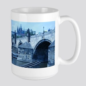 Charles Bridge Large Mug