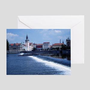 Prague, Czech Republic Greeting Card