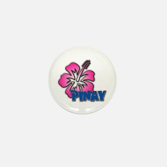 Pinay Mini Button