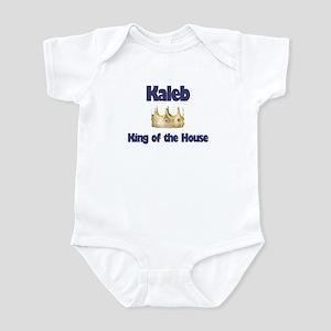 Kaleb - King of the House Infant Bodysuit