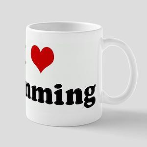 I Love Cumming Mug