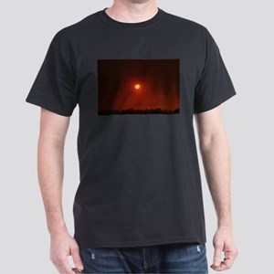 Fire Sun Set Dark T-Shirt
