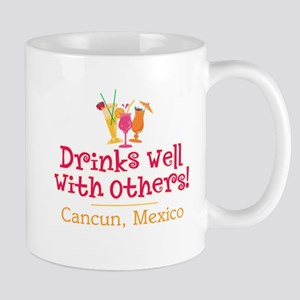Drinks Well_Cancun - Mug