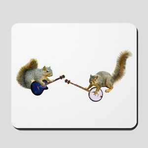 Squirrel Jam Mousepad