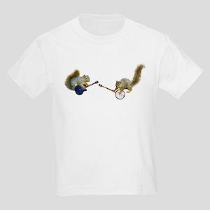 Squirrel Jam Kids Light T-Shirt