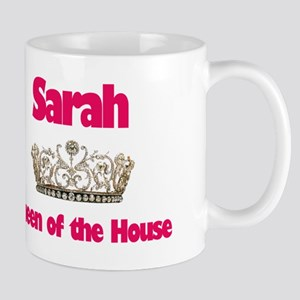 Sarah - Queen of the House Mug