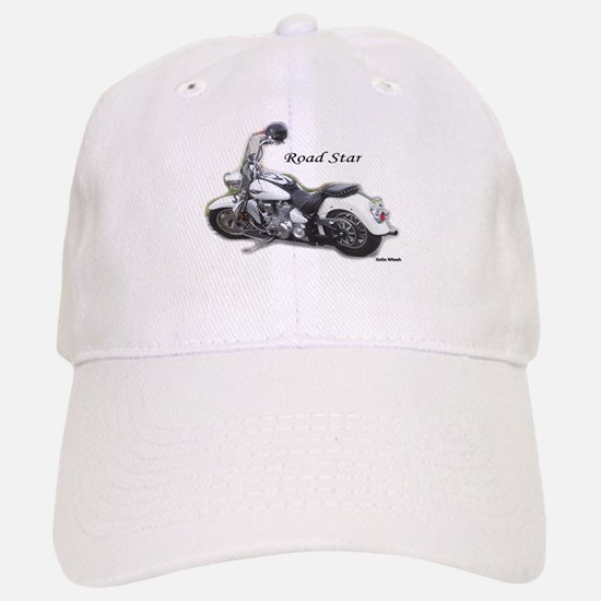 Road Star Baseball Baseball Cap