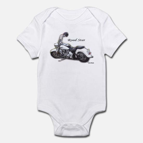 Road Star Infant Bodysuit