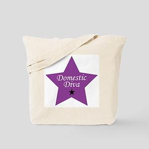 Domestic Diva Tote Bag