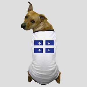 QUEBEC Dog T-Shirt
