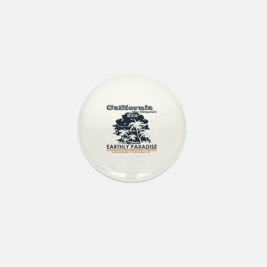 Cute San clemente Mini Button