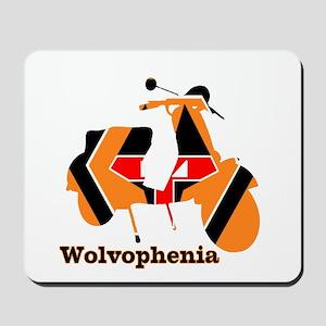 WOLVOPHENIA WOLVES Mousepad